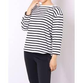 レディース 長袖Tシャツ IG-9A26061CL (ホワイト)