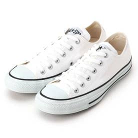 CONVERSE CANVAS ALL STAR COLORS OX (ホワイト)