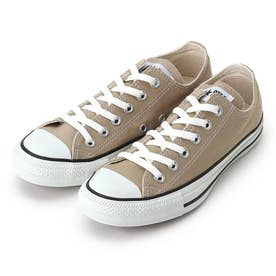CONVERSE CANVAS ALL STAR COLORS OX (ライトベージュ)