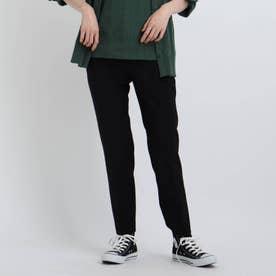 【褒められパンツ/エコ/洗える/日本製】STYLE UP PANTS テーパード (ブラック)
