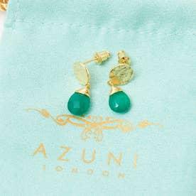 ★AZUNI/ピアス1 (グリーン)