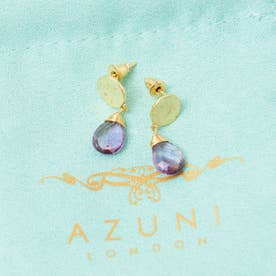 ★AZUNI/ピアス1 (パープル)