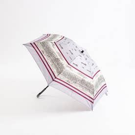 ★manipuri/【晴雨兼用】折りたたみ傘タウンエスケイプ (グレー)