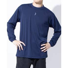 バスケットボール 長袖Tシャツ LONG SLEEVE SHIRTS ITP20411 (ネイビー)