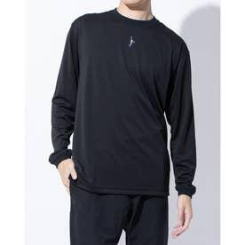 バスケットボール 長袖Tシャツ LONG SLEEVE SHIRTS ITP20411 (ブラック)