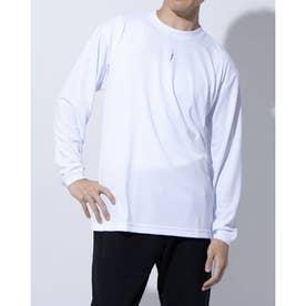 バスケットボール 長袖Tシャツ LONG SLEEVE SHIRTS ITP20411 (ホワイト)
