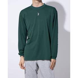 バスケットボール 長袖Tシャツ LONG SLEEVE SHIRTS ITP20404 (グリーン)
