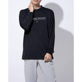 バスケットボール 長袖Tシャツ LONG SLEEVE SHIRTS ITP20405 (ブラック)