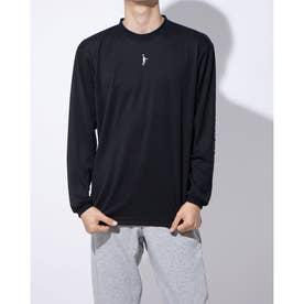 バスケットボール 長袖Tシャツ LONG SLEEVE SHIRTS ITP20404 (ブラック)