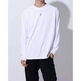 バスケットボール 長袖Tシャツ LONG SLEEVE SHIRTS ITP20404 (ホワイト)