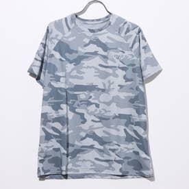 カモフラ柄Tシャツ (02/グレー)