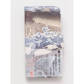 【岩座】iPhone7対応 手帳型携帯衣 讃岐院眷属をして為朝をすくふ図 歌川国芳 その他