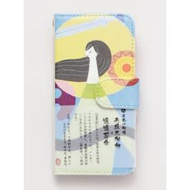 【岩座】iPhone8/7対応 手帳型携帯衣 日本神話 邇邇芸命/天照大御神 その他