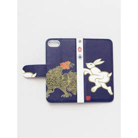 【岩座】iPhone8/7兼用 手帳型ケース KiーYan 向干支携帯衣 その他4
