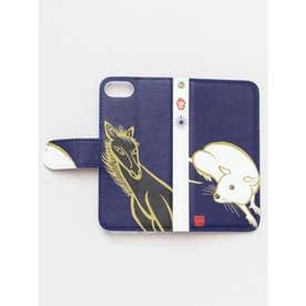 【岩座】iPhone8/7兼用 手帳型ケース KiーYan 向干支携帯衣 その他1
