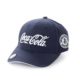 ゴルフ キャップ 【Coca-Cola】キャップ 2621187540 (ネイビー)