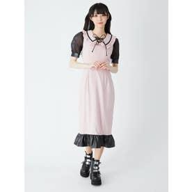 コケティッシュワンピース(ピンク)