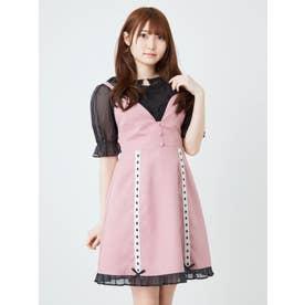 コケティッシュジャンスカ (ピンク)