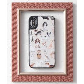 【X/XS対応】TPU 鏡面 名画やペットデザイン iPhone スマホケース (その他5)