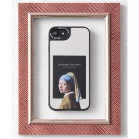 【SE/7/8対応】TPU 鏡面 名画やペットデザイン iPhone スマホケース (その他3)