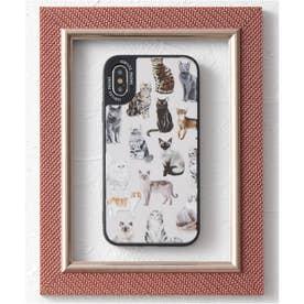 【X/XS対応】TPU 鏡面 名画やペットデザイン iPhone スマホケース (その他4)