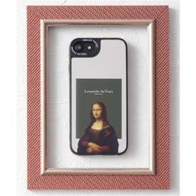 【SE/7/8対応】TPU 鏡面 名画やペットデザイン iPhone スマホケース (その他1)