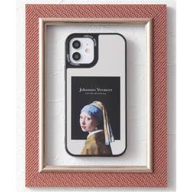 【12対応】TPU 鏡面 名画やペットデザイン iPhone スマホケース (その他3)
