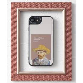 【SE/7/8対応】TPU 鏡面 名画やペットデザイン iPhone スマホケース (その他2)