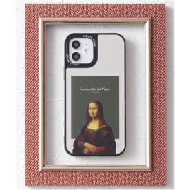 【12対応】TPU 鏡面 名画やペットデザイン iPhone スマホケース (その他1)