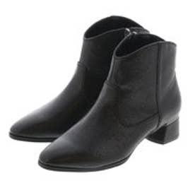 ウエスタンショートブーツ 204-2446 (黒)