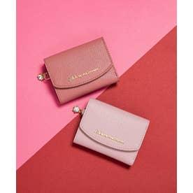 セルフカラーウォレットシリーズ(ミニ財布) ピーチ1
