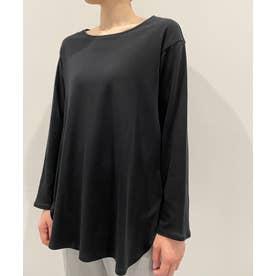【Sサイズ有】ファンクショナルジャージー ロングTシャツ (ブラック系)