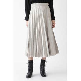 ◆スーププリーツスカート BEIGE