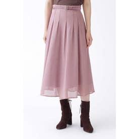 アーロン刺繍スカート LAVENDER