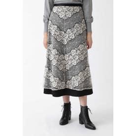 ◆アレクサチュールレーススカート BEIGE