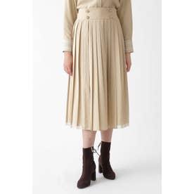 ◆ケイティプリーツスカート BEIGE