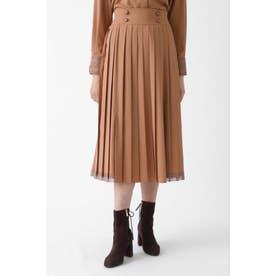 ◆ケイティプリーツスカート TERRACOTTA