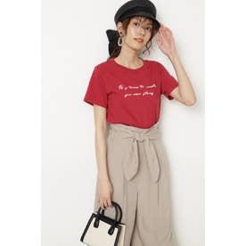 ◆メッセージTシャツ ROUGE