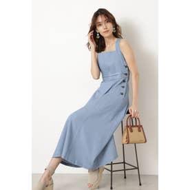 ◆エステラワンピース BLUE
