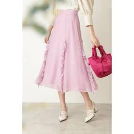 ◆クララジャガードスカート LILAC PINK