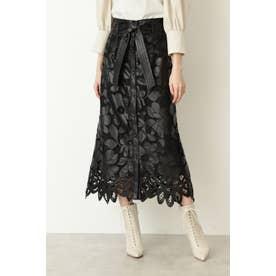 ◆ファンナフェイクレザースカート KOHL
