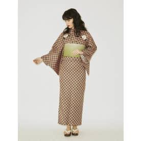 ジャパンローズ浴衣 (PNK)