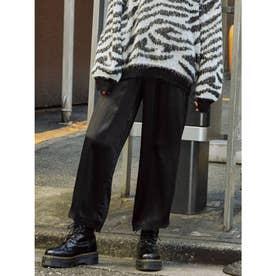 【CG】ランジェリーサテンパンツ(ブラック)