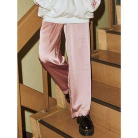 【CG】ランジェリーサテンパンツ(ピンク)