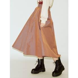 シャイニーロングスカート(ピンク)