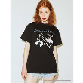 OSAMU GOODS? BIG Tシャツ(ブラック)