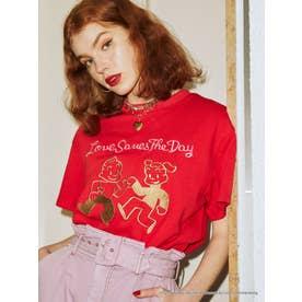 OSAMU GOODS? BIG Tシャツ(レッド)