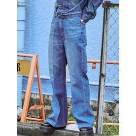 【セットアップ対応】Wrangler フレアパンツ(ブルー)