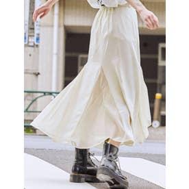 マーメイドスイッチスカート(アイボリー)