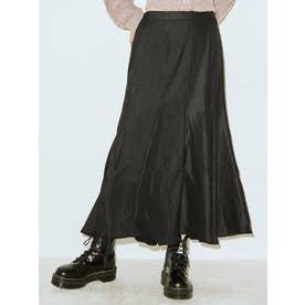 マーメイドラインスカート(ブラック)